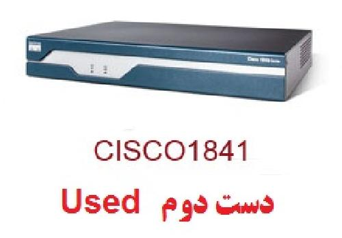Cisco Router 1841 Used